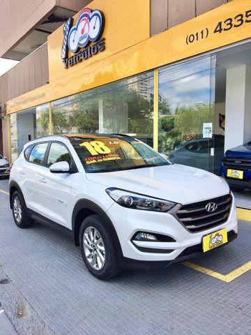 Hyundai Tucson 1.6 GL Turbo, Excelente estado, Garantia de fabrica