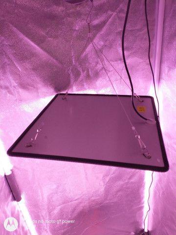 Painel led Full spectrum 1000w bivolt c/nf - Foto 2