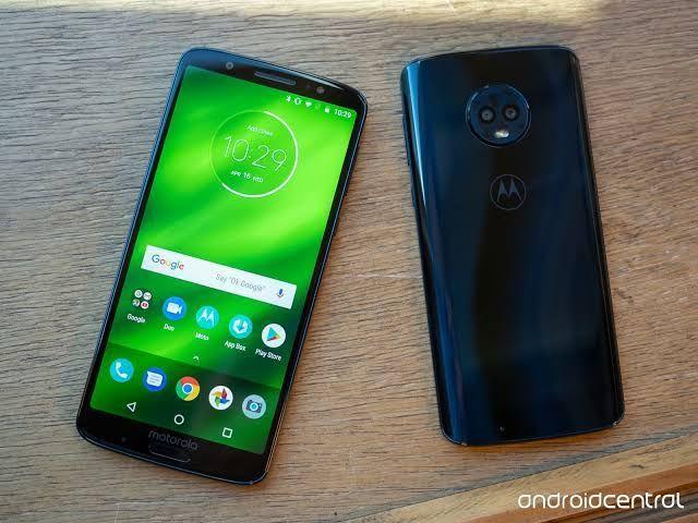 Motorola moto G6 Premium dual câmera original