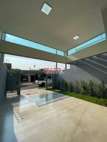 Casa nova com 3 dormitórios à venda, 105 m² por R$ 480.000 - Jd Alto Da Boa Vista - Maring - Foto 3