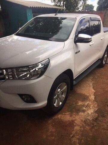 Toyota Hilux SRV 2.8 2017 - Foto 2