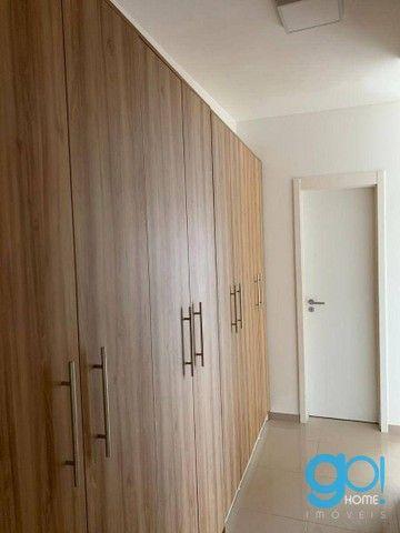 Autêntico B. Campos - 3 suítes, 2 vagas, modulados boa oferta de lazer, 132 m² à venda por - Foto 9