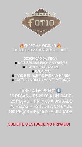 Shorts mauricinhos - Foto 5