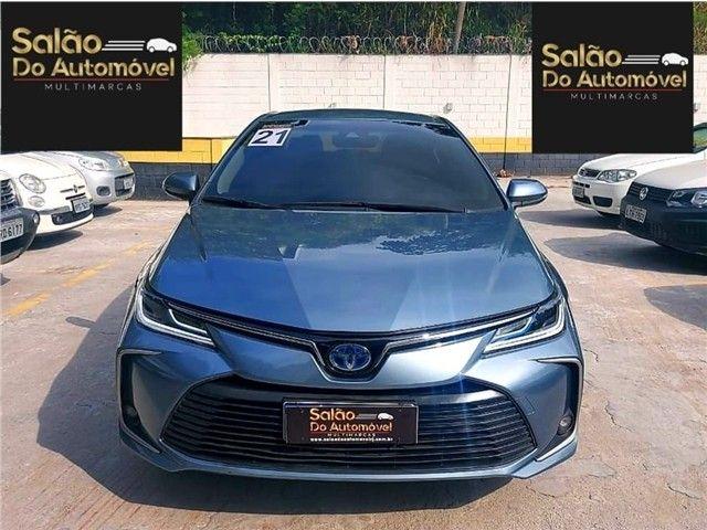 Toyota Corolla 2021 1.8 vvt-i hybrid flex altis cvt - Foto 4