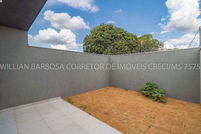 Casa nova com arquitetura moderna e cozinha americana no Rita Vieira 1! - Foto 15