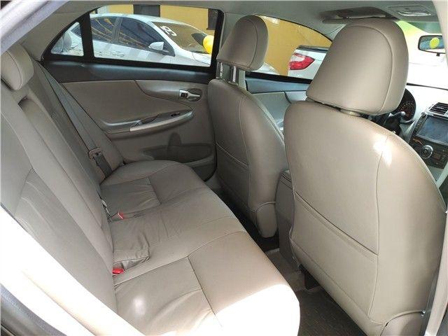 Toyota Corolla XEI 2.0 2013  - Foto 8