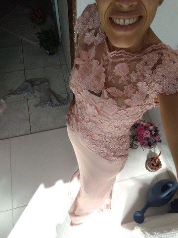 Vestido de FestaTam 36-38.  - Foto 4
