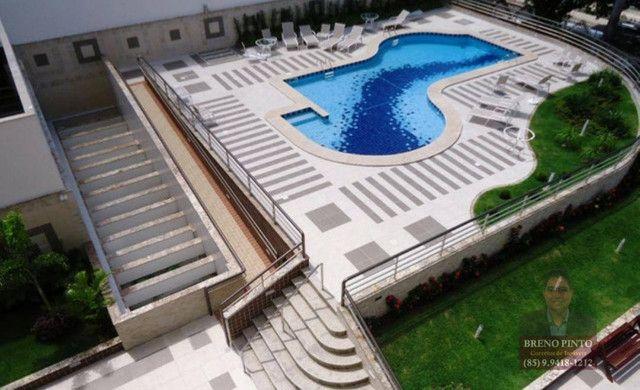 Apartamento no Villa Sonata com 3 dormitórios à venda, 124 m² por R$ 850.000 - Aldeota - F - Foto 12