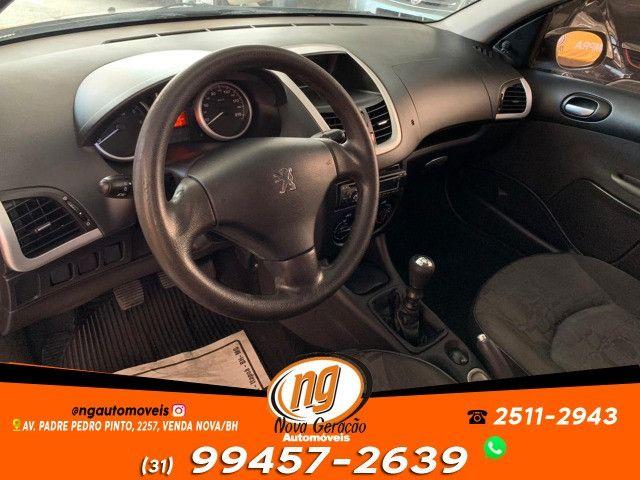Peugeot 207 1.4 Xr 2011 Muito Novo - Foto 9