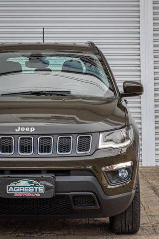 Jeep Compass 2018 longitude diesel 4x4 com pacote premium IPVA 2021 PAGO - Foto 15