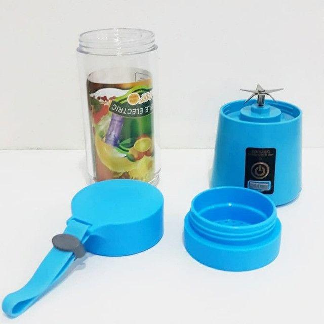 Liquidificador portátil - Foto 2