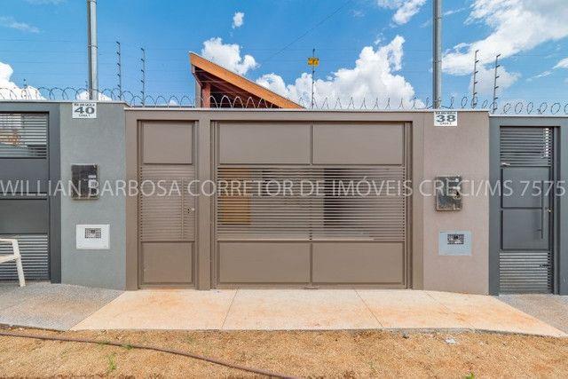 Casa nova com arquitetura moderna e cozinha americana no Rita Vieira 1! - Foto 4
