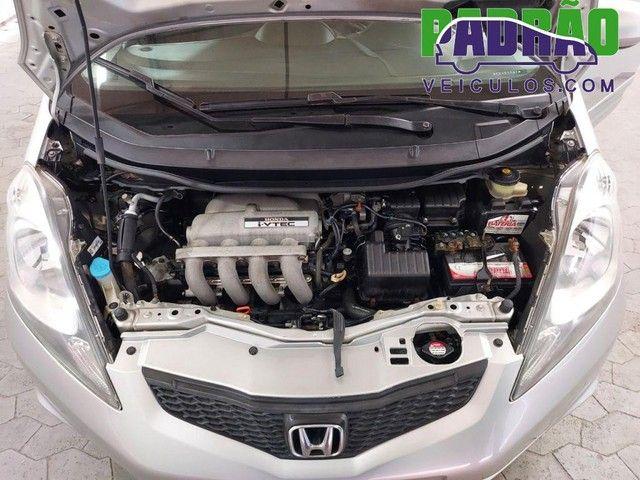 Honda Fit LX 1.4/ 1.4 Flex 8V/16V 5p Aut. - Foto 10