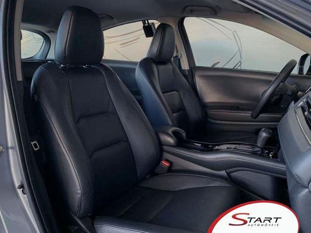 Honda Hr-v 1.8 16v Flex Exl 4p Automático 2020 - Foto 9