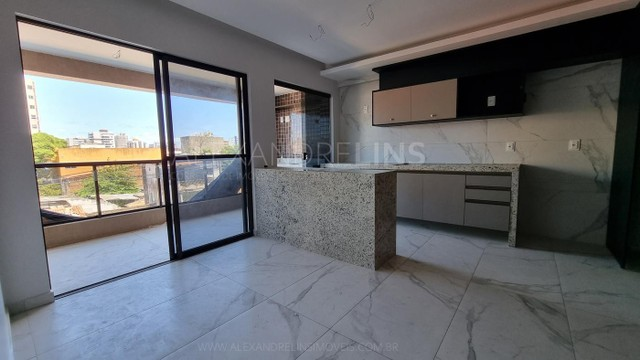 Apartamento para Venda em Maceió, Jatiúca, 3 dormitórios, 1 suíte, 2 banheiros, 2 vagas