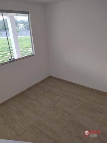 Casa, 3 quartos, suíte, 6 vagas, condomínio fechado, habite-se - Foto 10