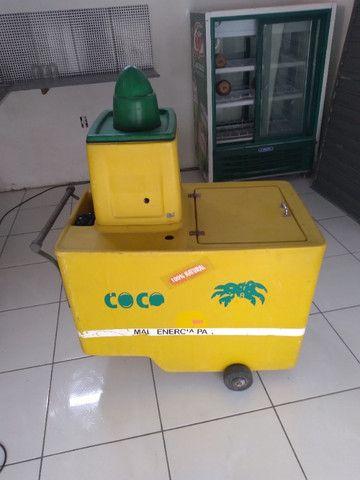 Carro de água de coco - Foto 3