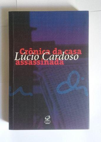"""Crônica da Casa Assassinada"", de Lúcio Cardoso"