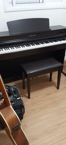 Piano eletronico , digital Yamaha CLP 440 - Foto 3