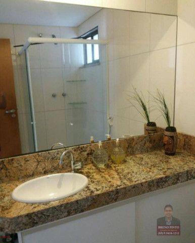 Apartamento no Villa Sonata com 3 dormitórios à venda, 124 m² por R$ 850.000 - Aldeota - F - Foto 2