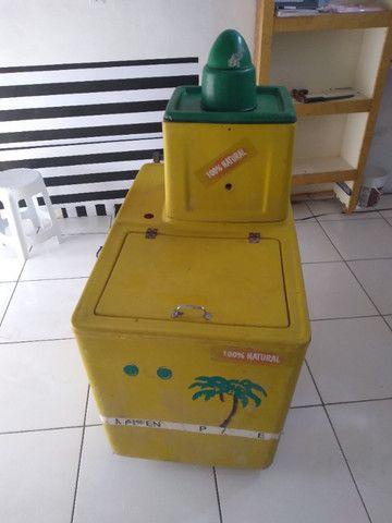 Carro de água de coco - Foto 4