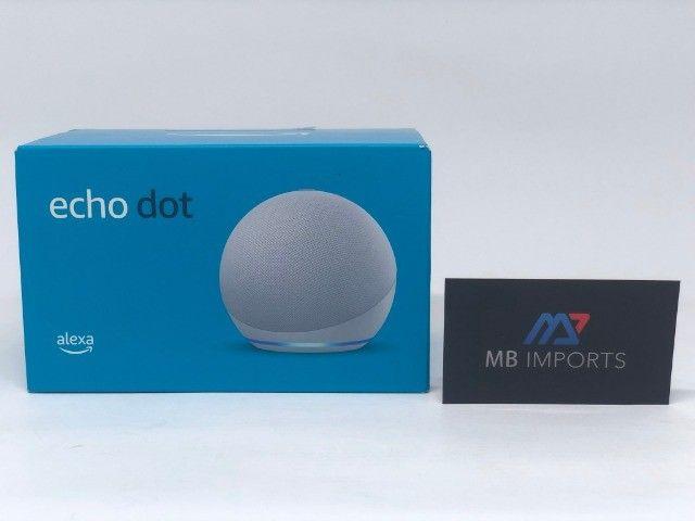 Amazon Smart Home Echo Dot Alexa 4ª Geração Novo Lacrado *Pronta Entrega*