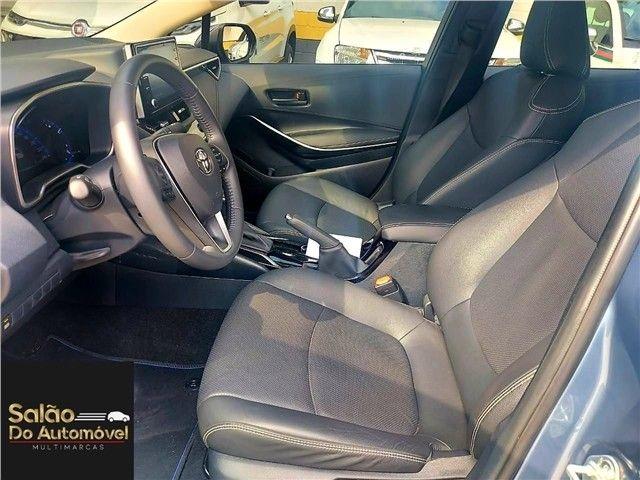 Toyota Corolla 2021 1.8 vvt-i hybrid flex altis cvt - Foto 9