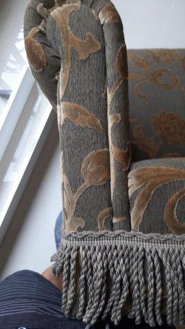 Sofa Conservado 3 lugares - Foto 4