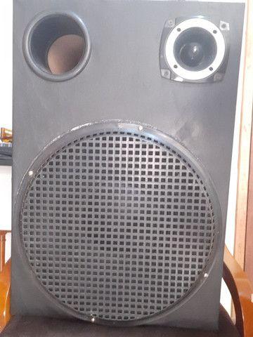 Par de caixas passivas com Alto falantes de 15 polegadas só venda * Ângelo   - Foto 2