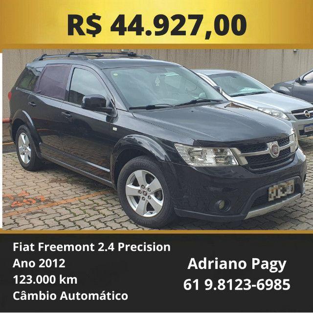 Fiat Freemont 2.4 Precision 2012