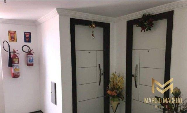 Aptº com 3 dormitórios à venda, 105 m² por R$ 550.000 - Fátima - Fortaleza/CE - Foto 9