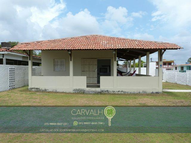 Casa mobiliada na Praia de Enseada de Serrambi
