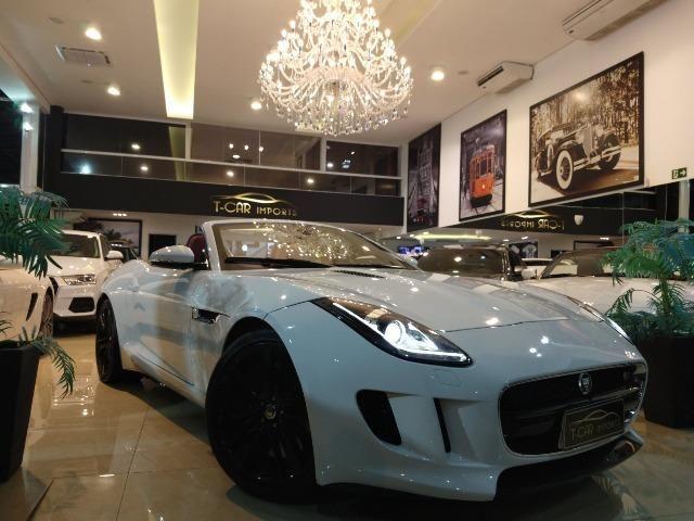 Jaguar F Type 2014/2014 3.0s Cabrio Supercharged V6
