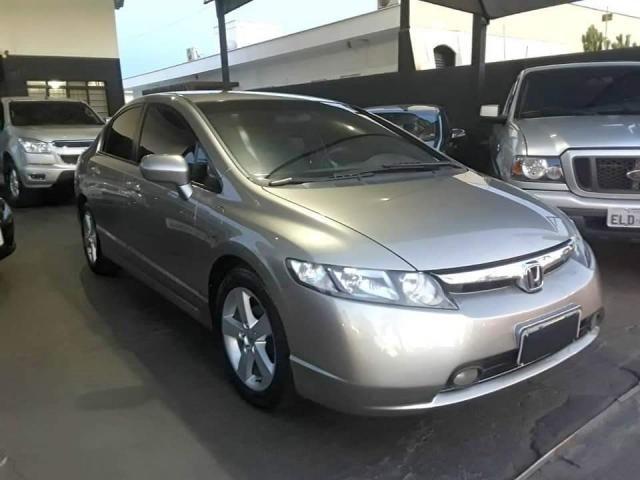 HONDA CIVIC 2007/2008 1.8 LXS 16V FLEX 4P AUTOMÁTICO