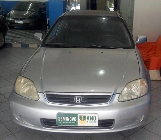 Honda Civic Honda Civic 2000 ,único Dono Completo