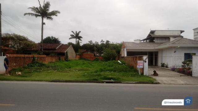 Terreno à venda em Aventureiro, Joinville cod:IR2457