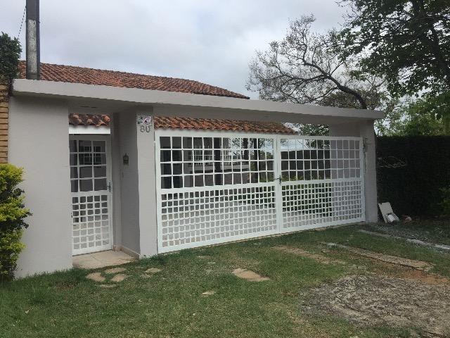 Casa em Atibaia 6 quartos (2 suíte master), Home Office, sótão e Piscina com Edícula