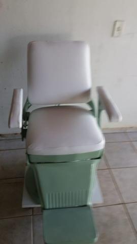 Cadeira de dentista/barbeiro