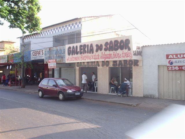 Loja  comercial para locação, Vila Boa Sorte, Goiânia.