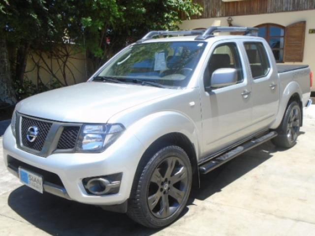 nissan frontier 2013 2 5 le attack 4x4 cd turbo eletronic diesel 4p automatico