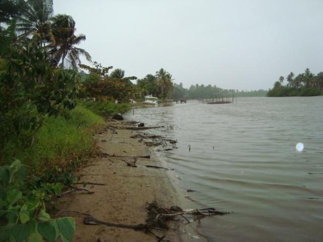Terreno a beira da lagoa Manguaba R$ 170.000,00