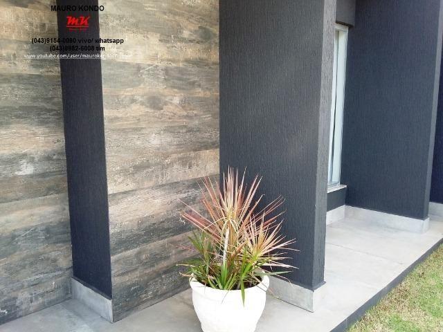 Excelente casa de alto padrão no Condomínio Moradas do Arvoredo em Ibiporã - Foto 11