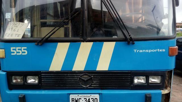 Onibus motor trazeiro de 16-18 - Foto 4