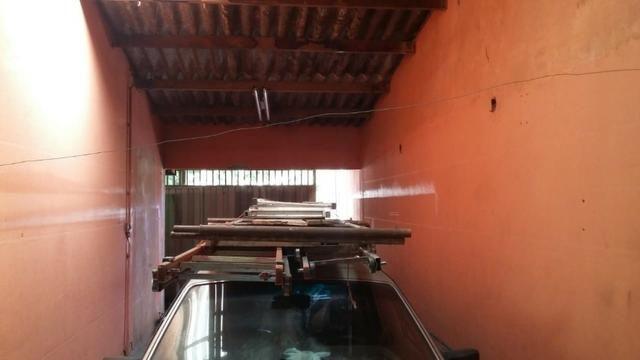Sobrado C/ 02 moradias e loja Avenida principal QN 14E- Riacho fundo II- DF - Foto 2