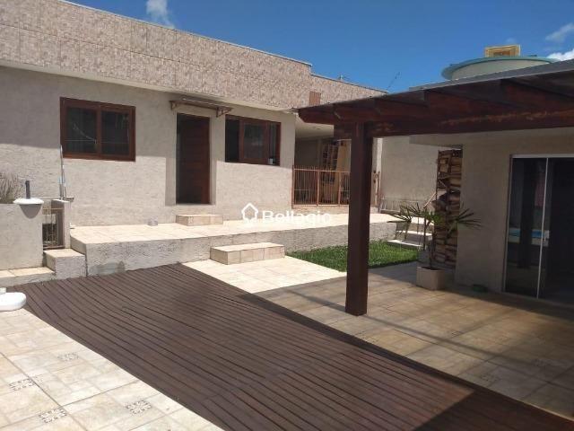 Casa 3 dormitórios, 1 suíte, 2 vagas de garagem** piscina - Foto 13