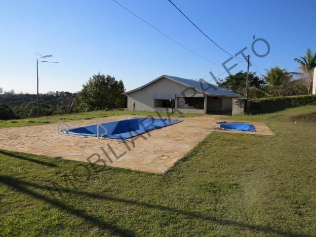 REF 1278 Sítio 50.000 m² , frente ao asfalto, rico em água, Imobiliária Paletó - Foto 16