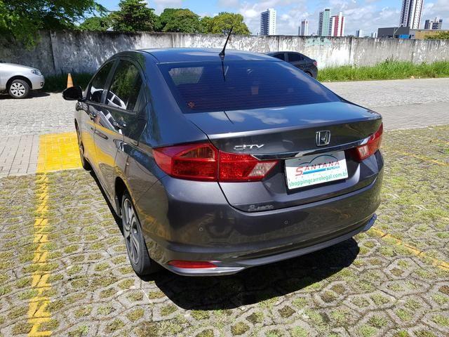 Honda City LX Automático Único Dono 38.000 km - Foto 6