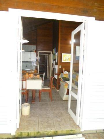 Alugo Casa mobiliada com três dormitórios na baia dos golfinhos em Gov Celso Ramos - Foto 8
