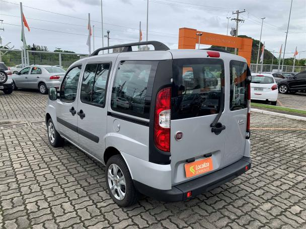 FIAT DOBLÒ 2017/2018 1.8 MPI ESSENCE 7L 16V FLEX 4P MANUAL - Foto 8