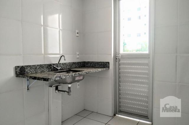 Apartamento à venda com 3 dormitórios em Caiçaras, Belo horizonte cod:256280 - Foto 11